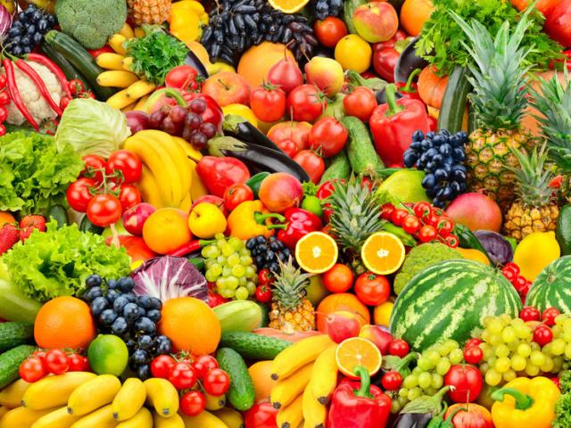 Fogyasszunk ma sok-sok zöldséget és gyümölcsöt!