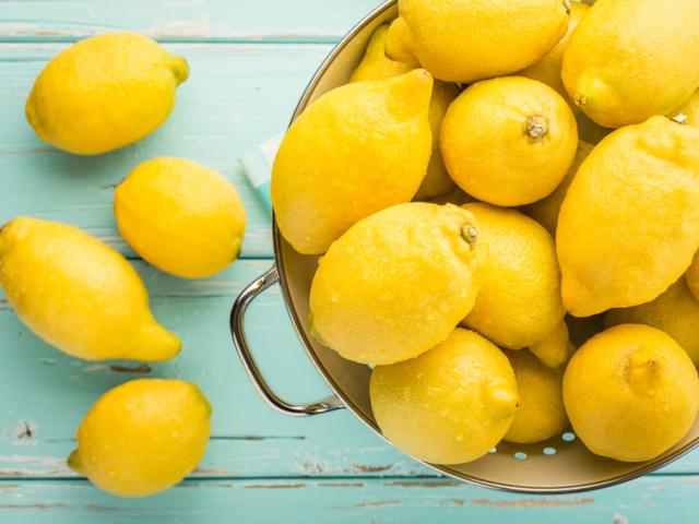 Hogyan tároljuk helyesen a citromot?