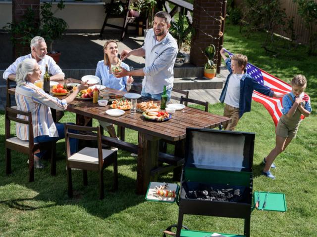 Mit esznek az amerikaiak a Függetlenség Napján?