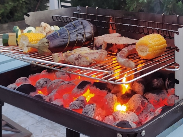 Otthon nyaralunk! 5. rész – Ősz elején miért ne grillezhetnénk?