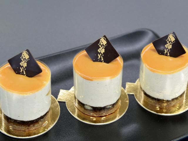 Ez a süti lett idén Budapest desszertje