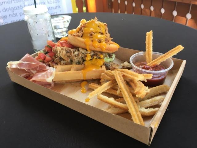 Így néz ki 2020 Szuperstreetfood étele