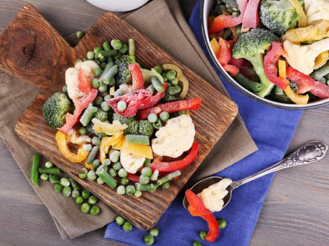Ezeket a hibákat ne kövesd el, ha mirelit zöldséget készítesz