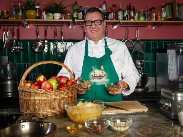 Készüljünk a télre: Wolf András tippjei az egészséges és finom almakompóthoz