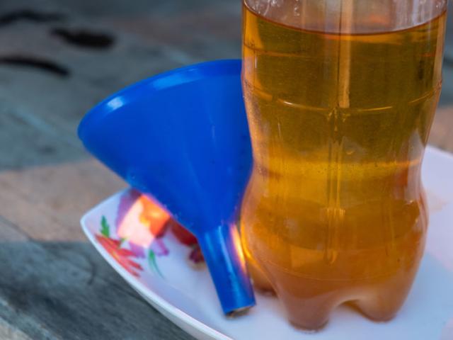 Ezeken a benzinkutakon leadhatod a használt sütőolajat, amiből aztán biodízel készül
