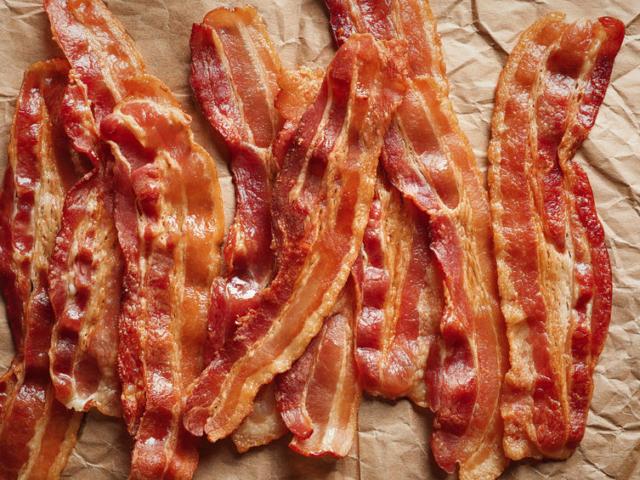 Sült bacon a mikróból? Nem lehetetlen!