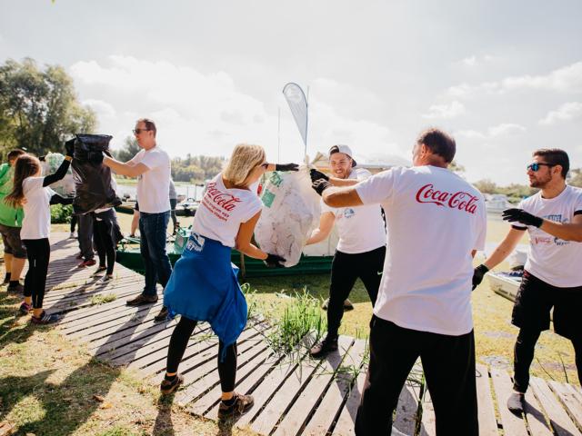 Az üres palack is érték! – A Coca-Cola a szelektív hulladékgyűjtés fontosságára hívja fel a figyelmet