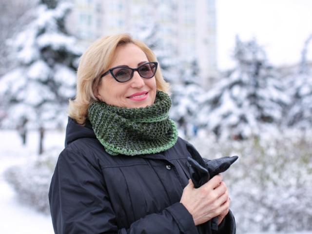 5 nyomós érv, hogy miért kell télen is napszemüveget viselned