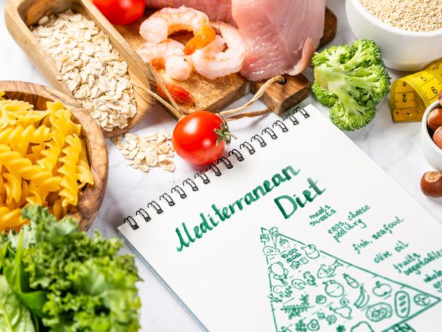 A mediterrán diéta előnyei