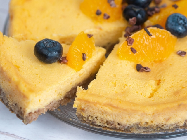 Narancsos pite