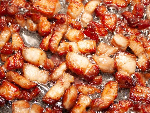Négykamrás csomagolással a fogyasztókért – Innovációs díjat nyert a Gierlinger Premium kockázott Bacon