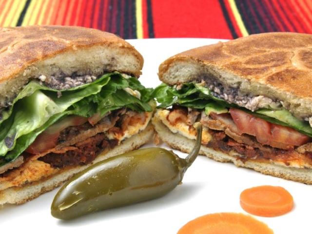 Torta a neve, mégsem desszert – ez a mexikóiak híres szendvicse