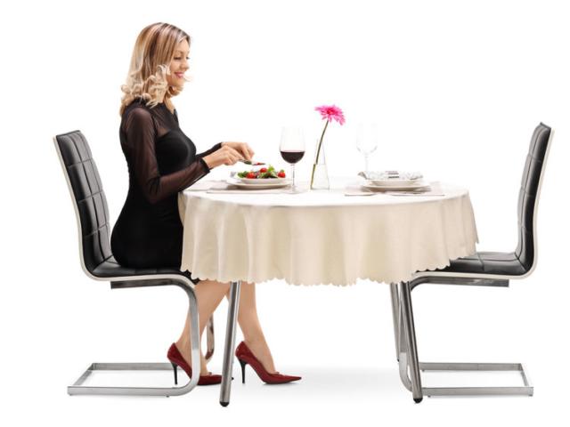 Miért szeret Nigella Lawson egyedül enni?