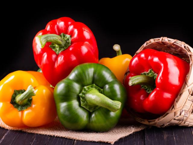 Számít-e a kaliforniai paprika színe?