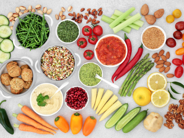 Napi öt adag zöldséggel/gyümölccsel máris tehetünk a hosszabb életért