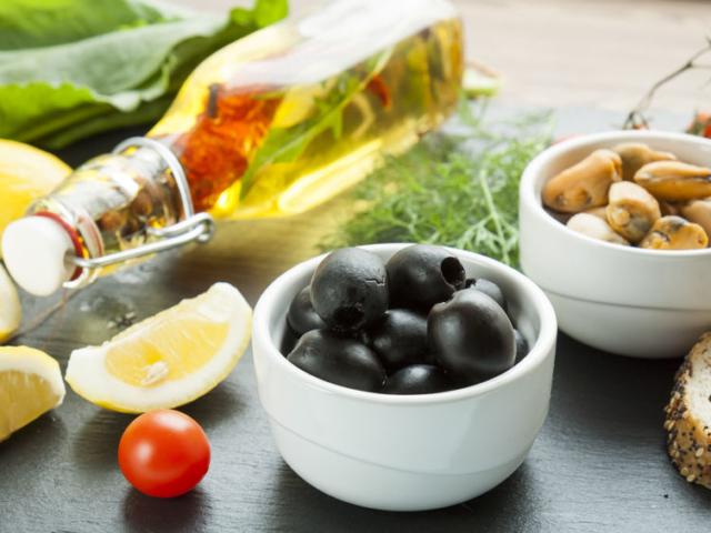 Nem lehet eléggé dicsérni a mediterrán étrendet