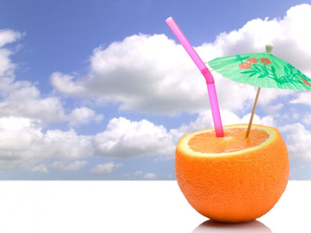Az örök nyár íze van a jaffa szörpben - de mi ez, ha nem sima narancs?